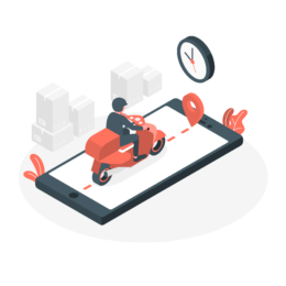 On Time Delivery Icon